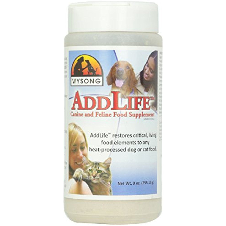 Wysong Addlife Caninefeline Food Supplement For Dogcat 9 Ounce