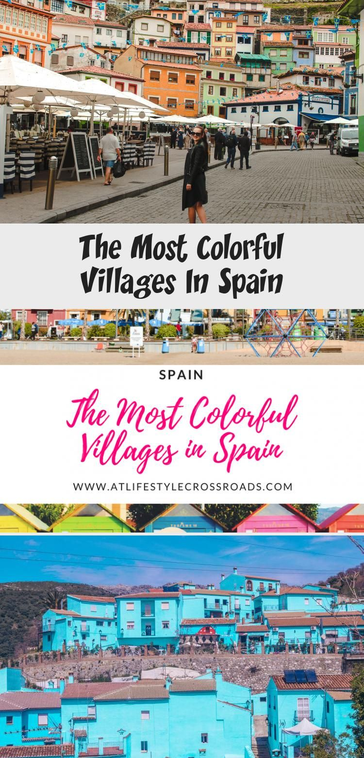 The Most Colorful Villages in Spain