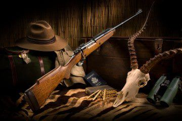 The good old  458 Lott | Safari | Armas