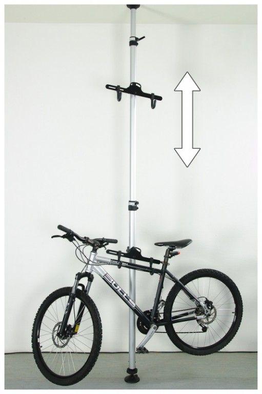 Wieszak Stojak Na 2 Rowery Alu Teleskopowy Stationary Bike Bicycle Stationary