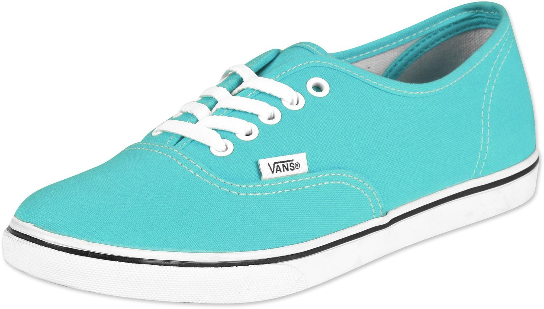 Vans Authentic Lo Pro W shoes turquoise