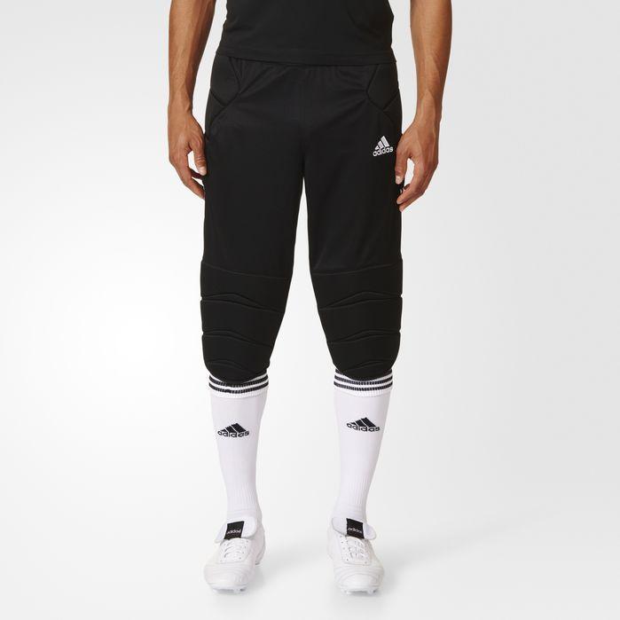 adidas Tierro 13 Goalkeeper Three-Quarter Pants - Black   adidas US