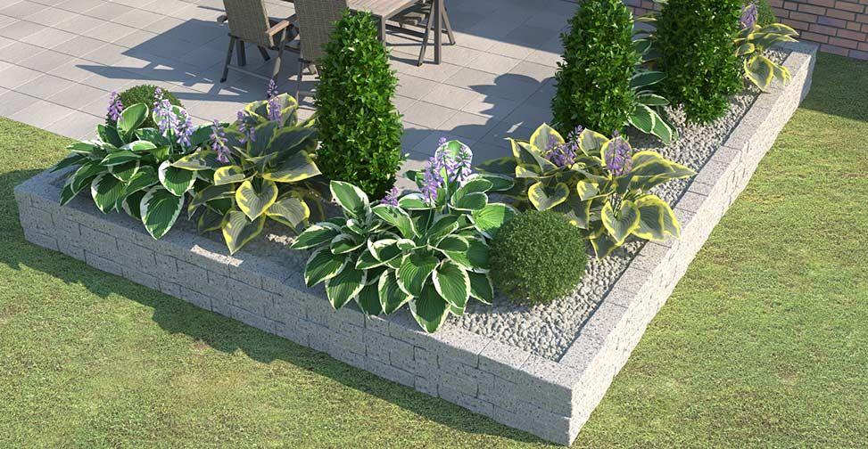 Beet Ganz Einfach Anlegen Gestalten Obi Gartenplaner Garten Terrasse Umrandung Beeteinfassung