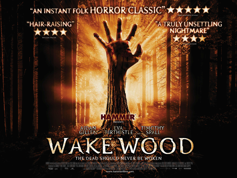 WAKE WOOD Horror movie posters, Horror movies, Horror