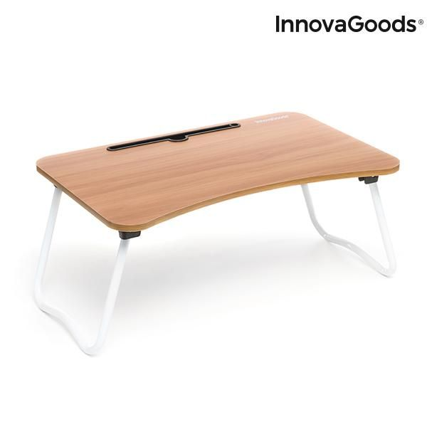 InnovaGoods Multifunction Foldable Side Table