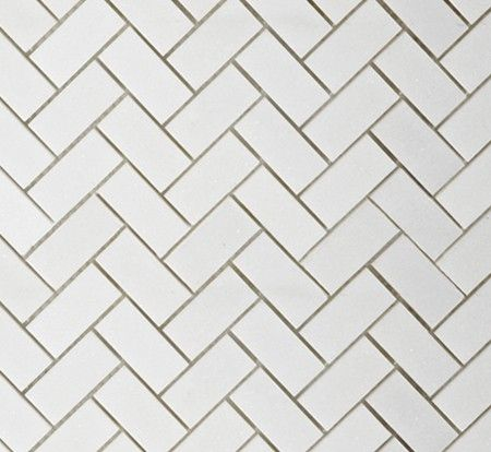 Herringbone Patterns And White Tiles Are Both Clic Design Options But Together They Very Now