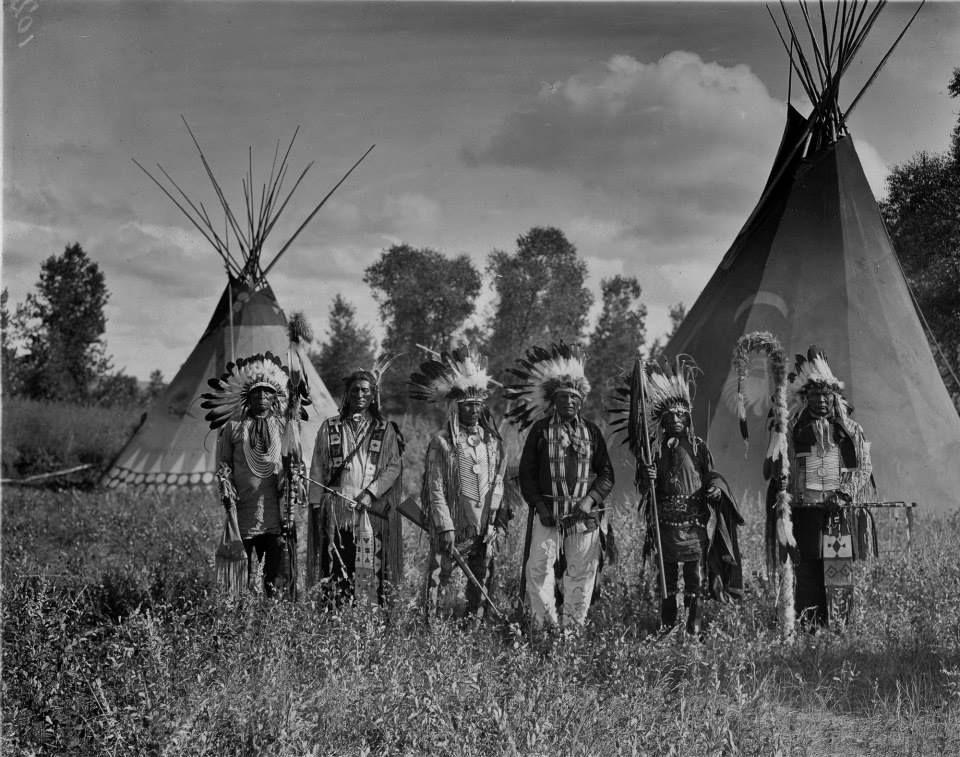 стойбище американских индейцев фото которой