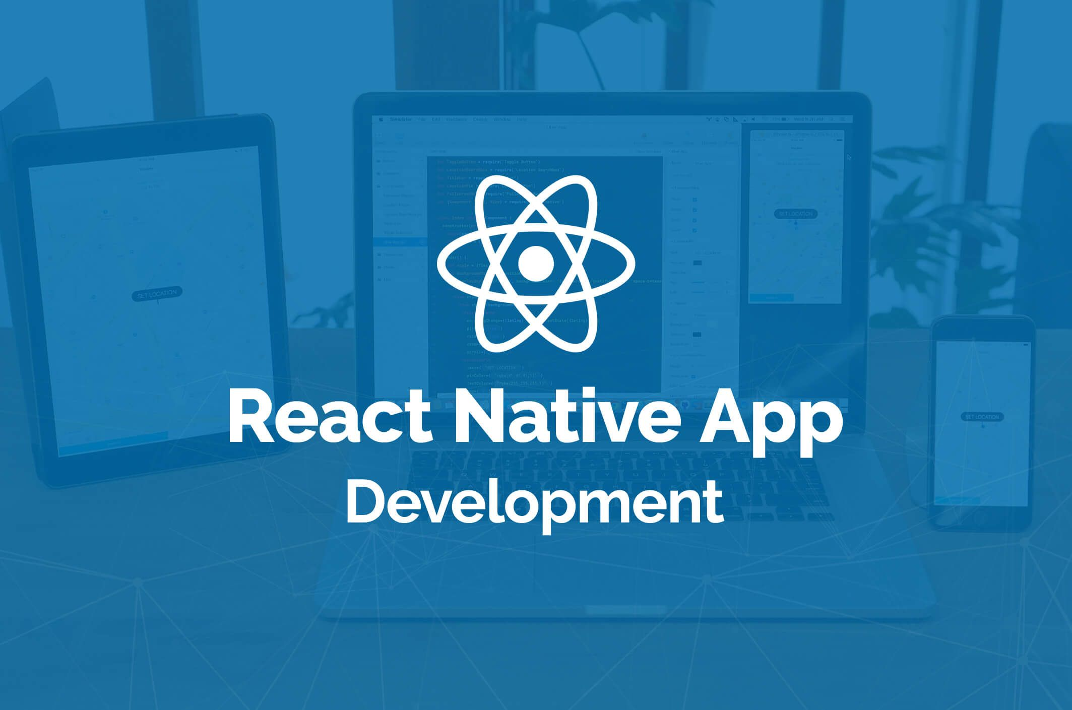 React Native Mobile App Development Services Hire React