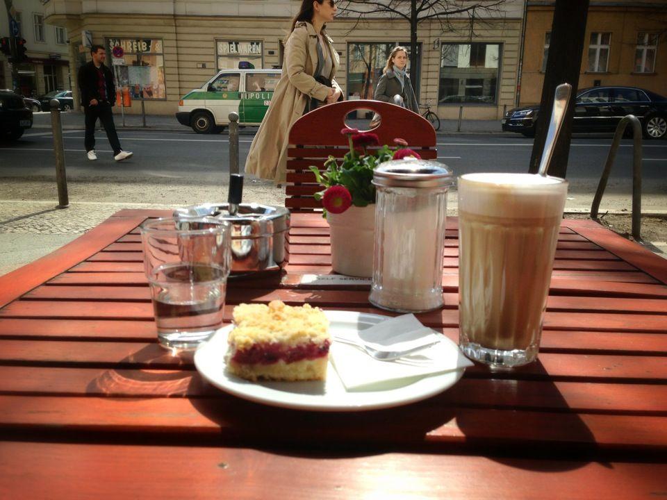 Peaberries Kaffee - mitte. cafe