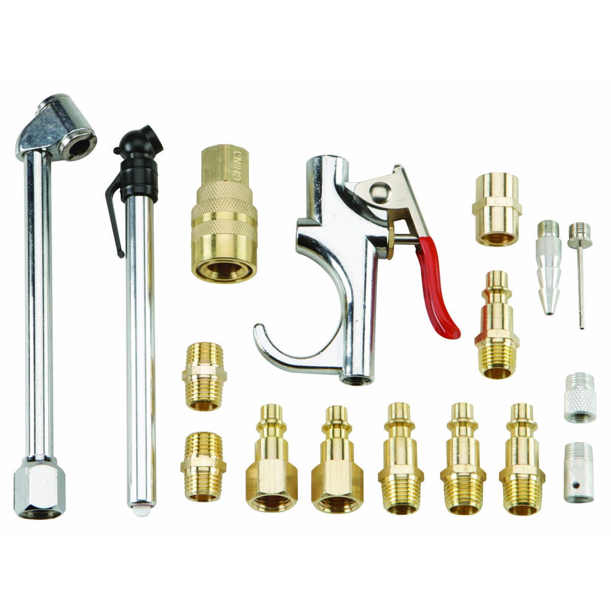 17 Piece Air Tool Accessory Kit Air tools, Tool