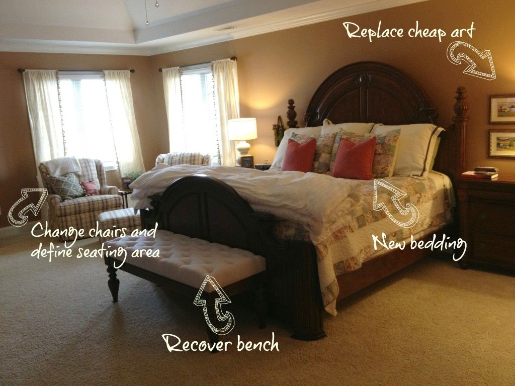 Decor With Mismatched Furniture Bedroom Womens   Google Search