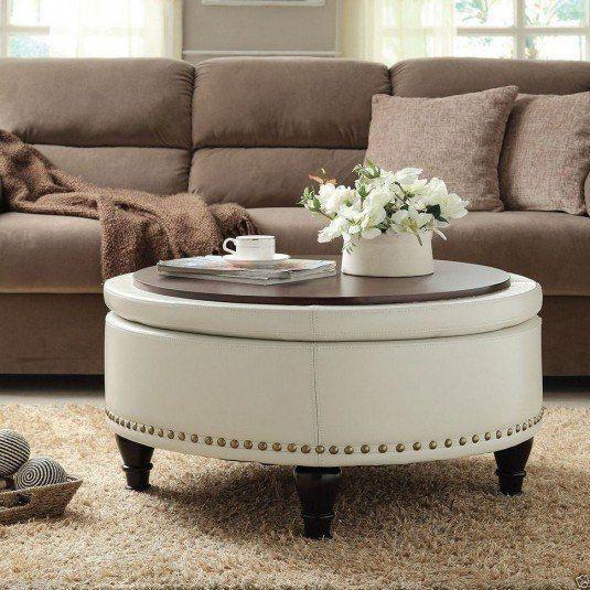 ottoman-coffee table | House | Pinterest | Decoración