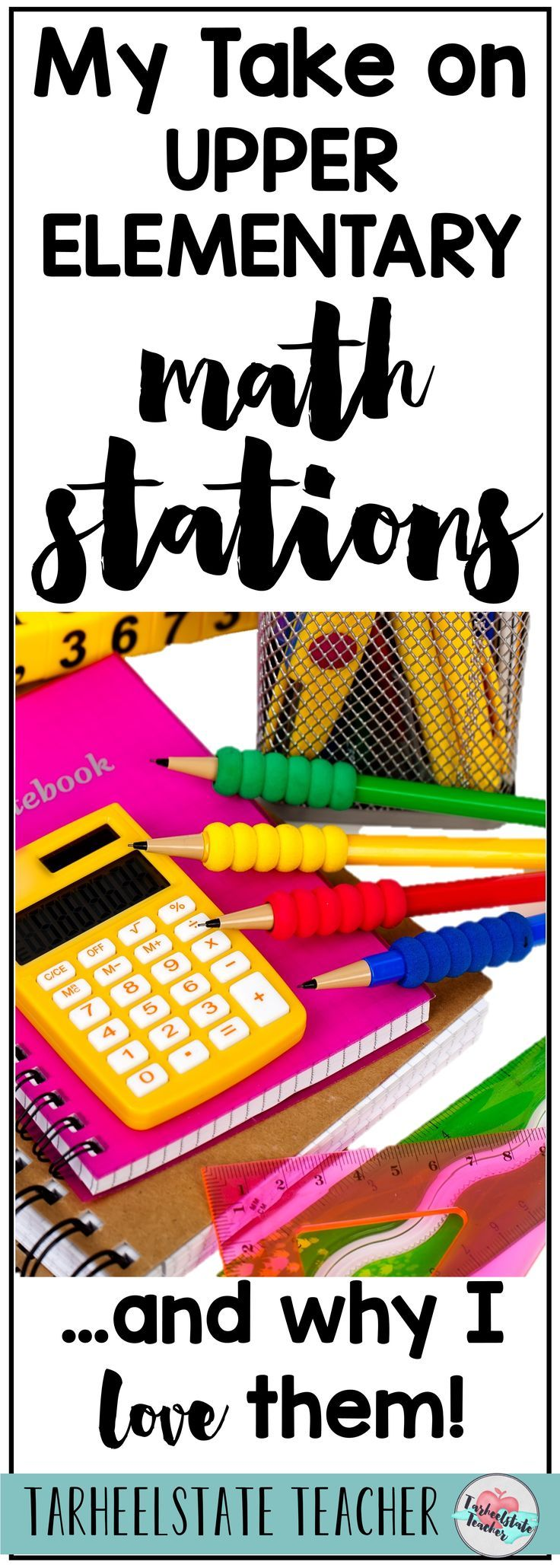 An Overview of My Upper Elementary Math Stations — Tarheelstate Teacher