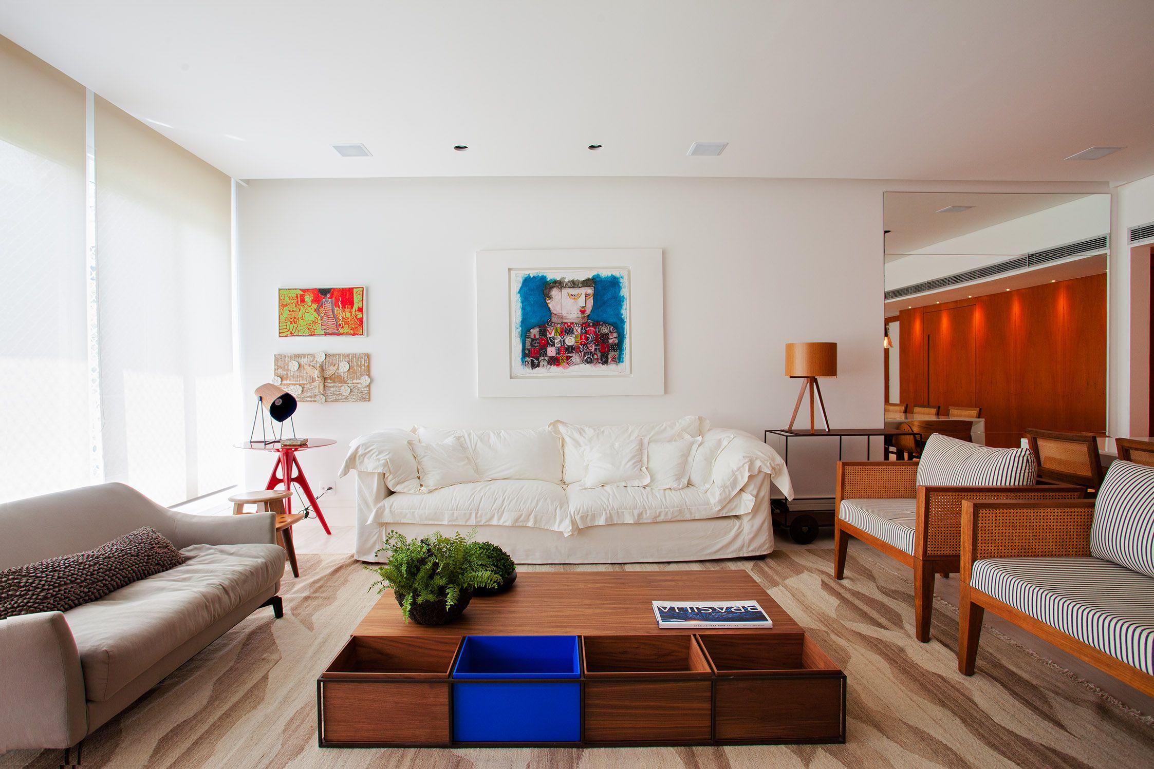 sala de estar - sala - living room - Studio 021 Arquitetura