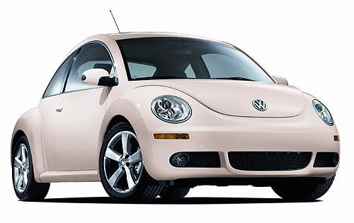 Volkswagen Beetle My Dream Car