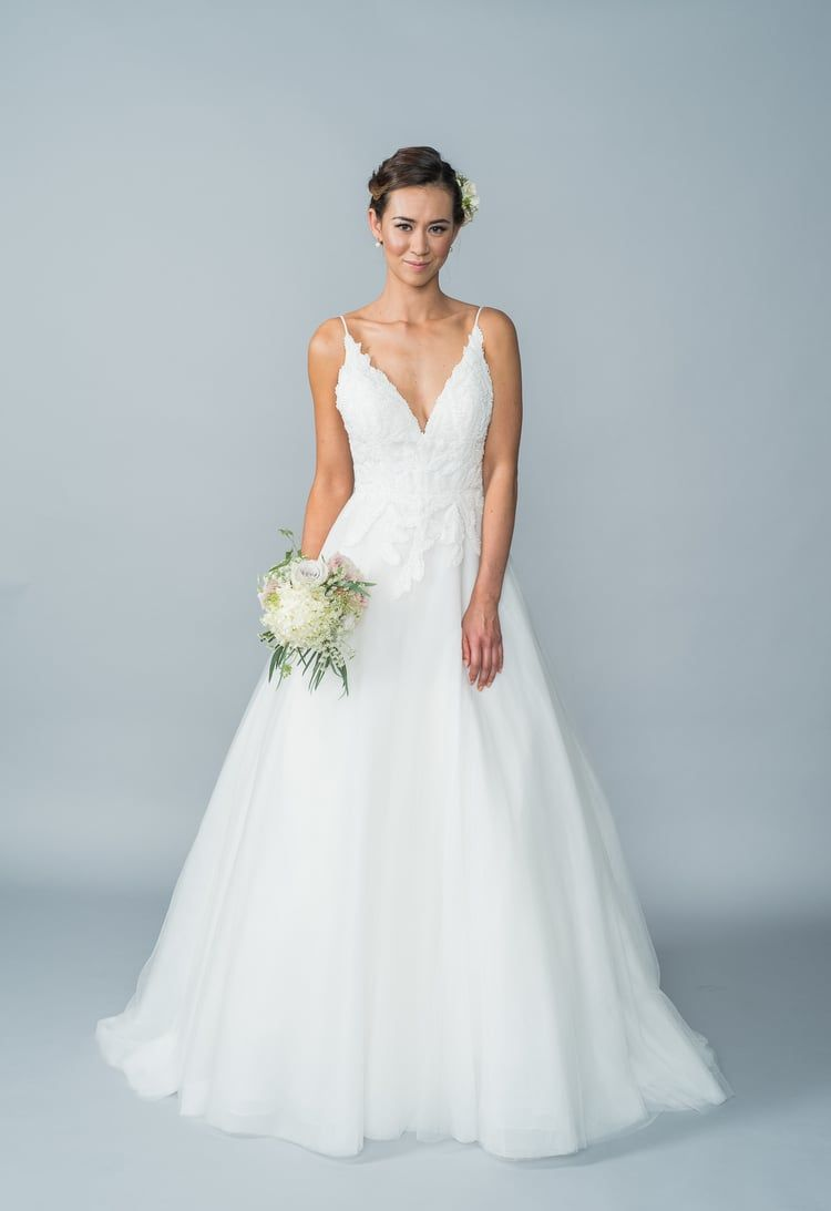 Lis Simon - Hailey @ Town and Country Bridal Boutique - St. Louis ...