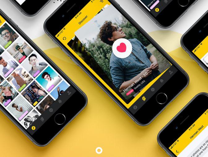 Gay dating ios app