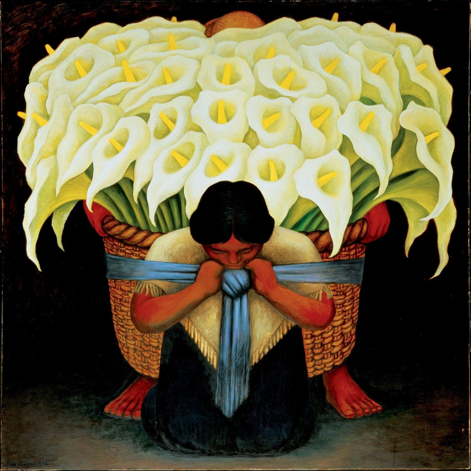 Portfolio Canvas Decor El Vendedor de Alcatraces Canvas Wall Art ...