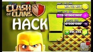 clash of clans real hack version download