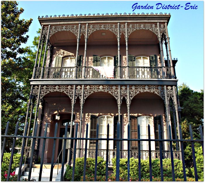 New Orleans mansions | New Orleans Homes and Neighborhoods » Garden ...