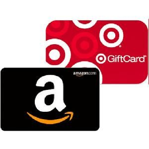 Photo of FREE $50 Amazon or Target Gift Card
