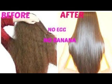 Get Super Silky Glossy Hair Naturally In 1 Hour Diy Hair Mask Hair Care Solutions Diy Hair Mask Aging Hair Care