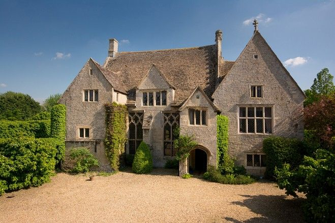 Medieval Manor House English Manor Houses English Country House
