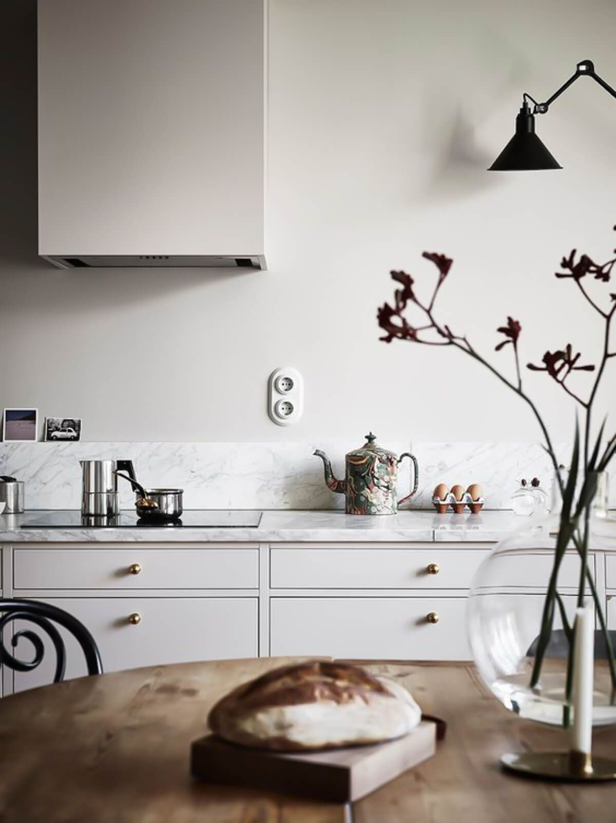 A Cozy Kitchen Kitchen Renovation Part 1 A Cozy Kitchen Scandinavian Kitchen Kitchen Renovation Kitchen Remodel