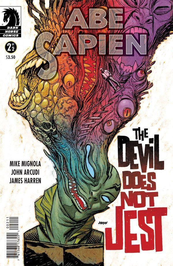 Abe Sapien: The Devil Does Not Jest