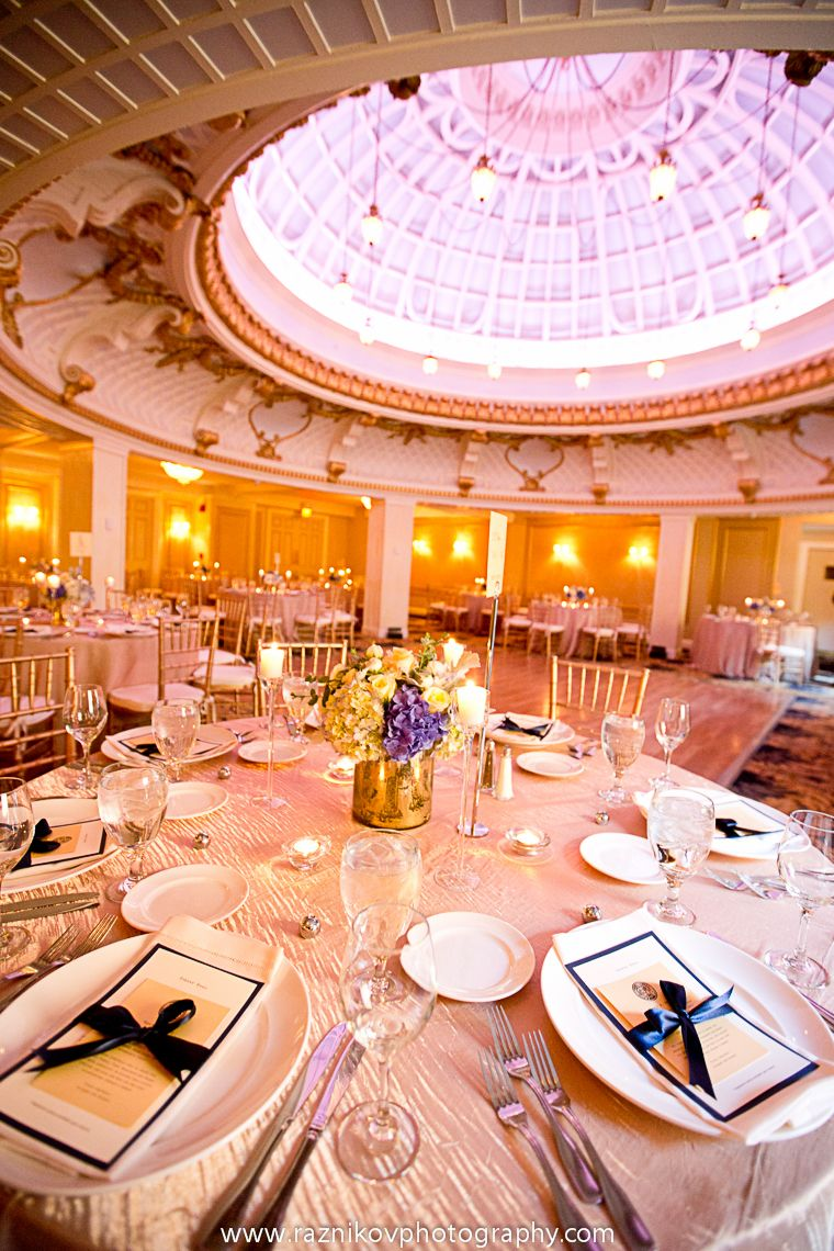 Susanne Robert Lenox Hotel Wedding Corinna Raznikov Photography Flowers By Blooms Of