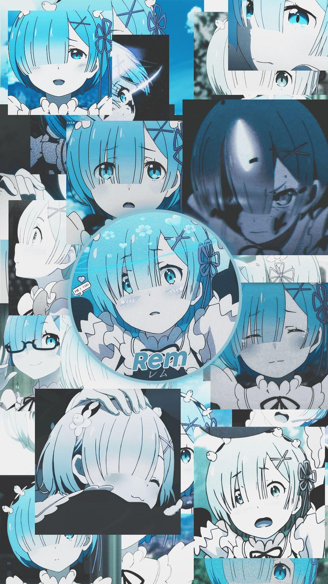 Rem | Re:Zero | Anno Kun Wallpaper Anime
