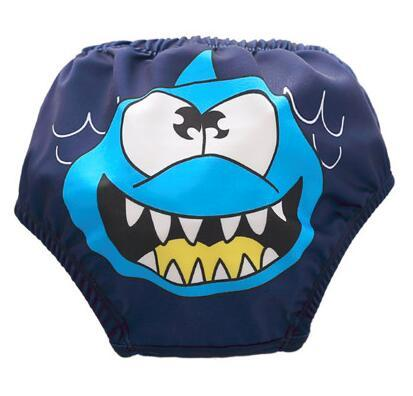 Toddler Kids Baby Girls Boys Swimwear Caps Cartoon Shark Swimsuit Bikini Bathing