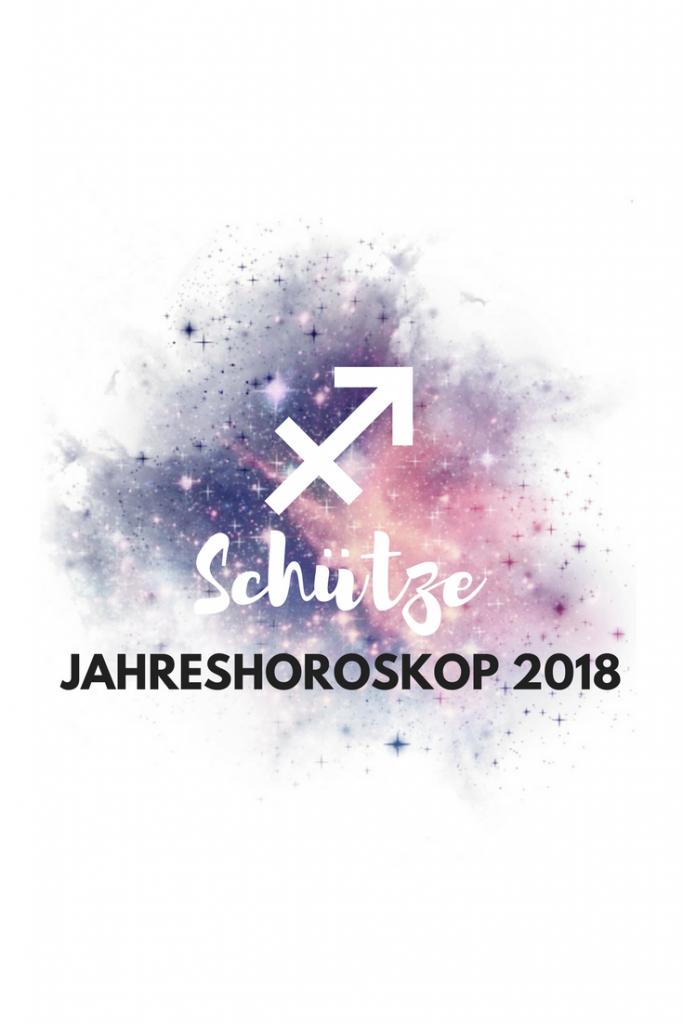 Sternzeichen Schütze Jahreshoroskop 2018 Astrology