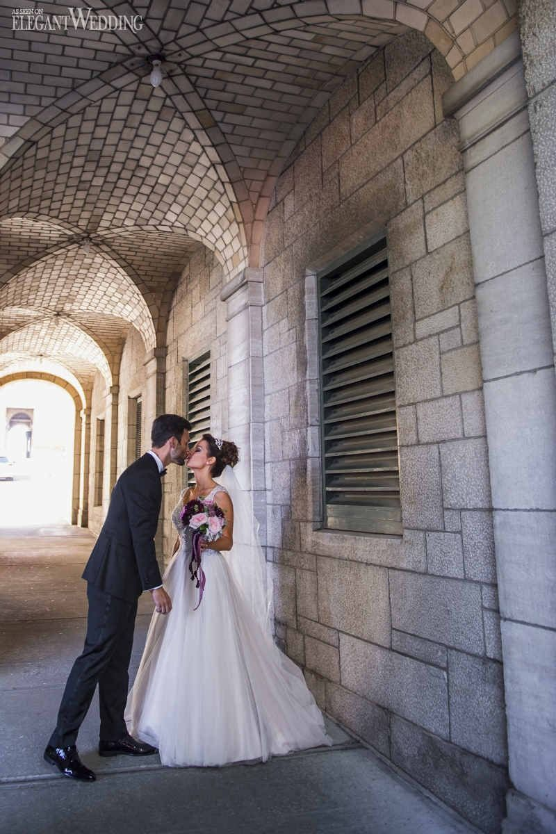Quebec City Wedding Photography By Lindsay Muciy
