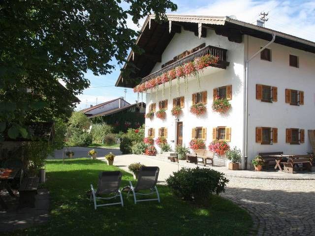Huberhof in Rohrdorf am Chiemsee