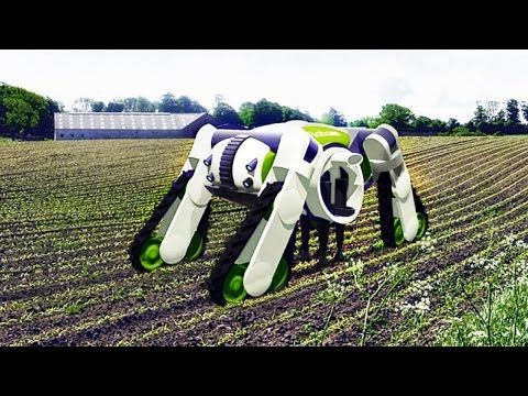 World Amazing Modern Agriculture Heavy Equipment Mega Machines