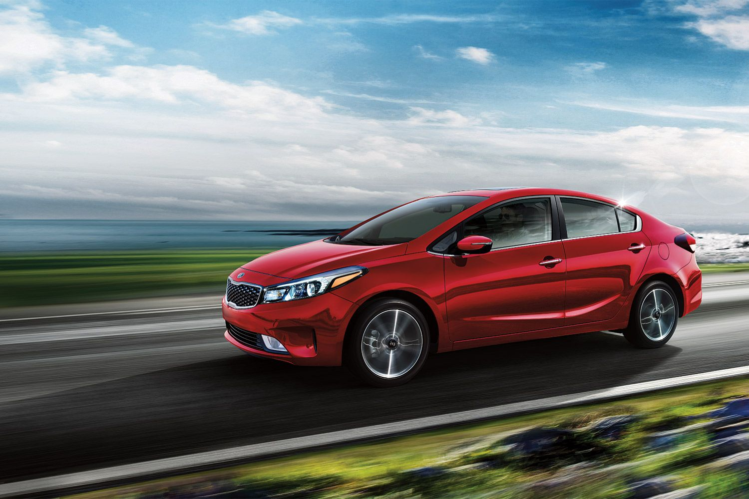 Kia Forte is compact sedan is perfect for your family