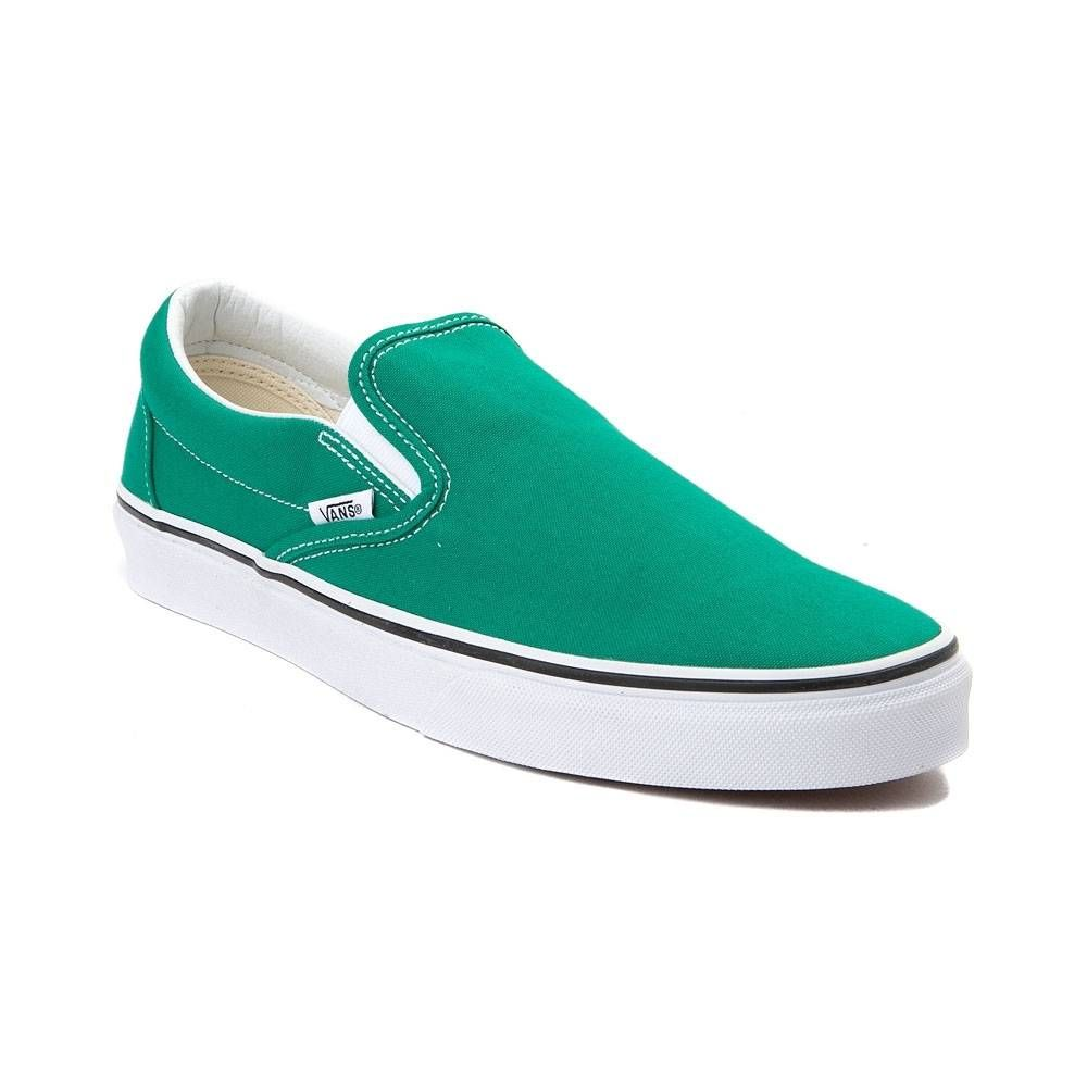 Image result for green slip on vans  3a3b1c2de