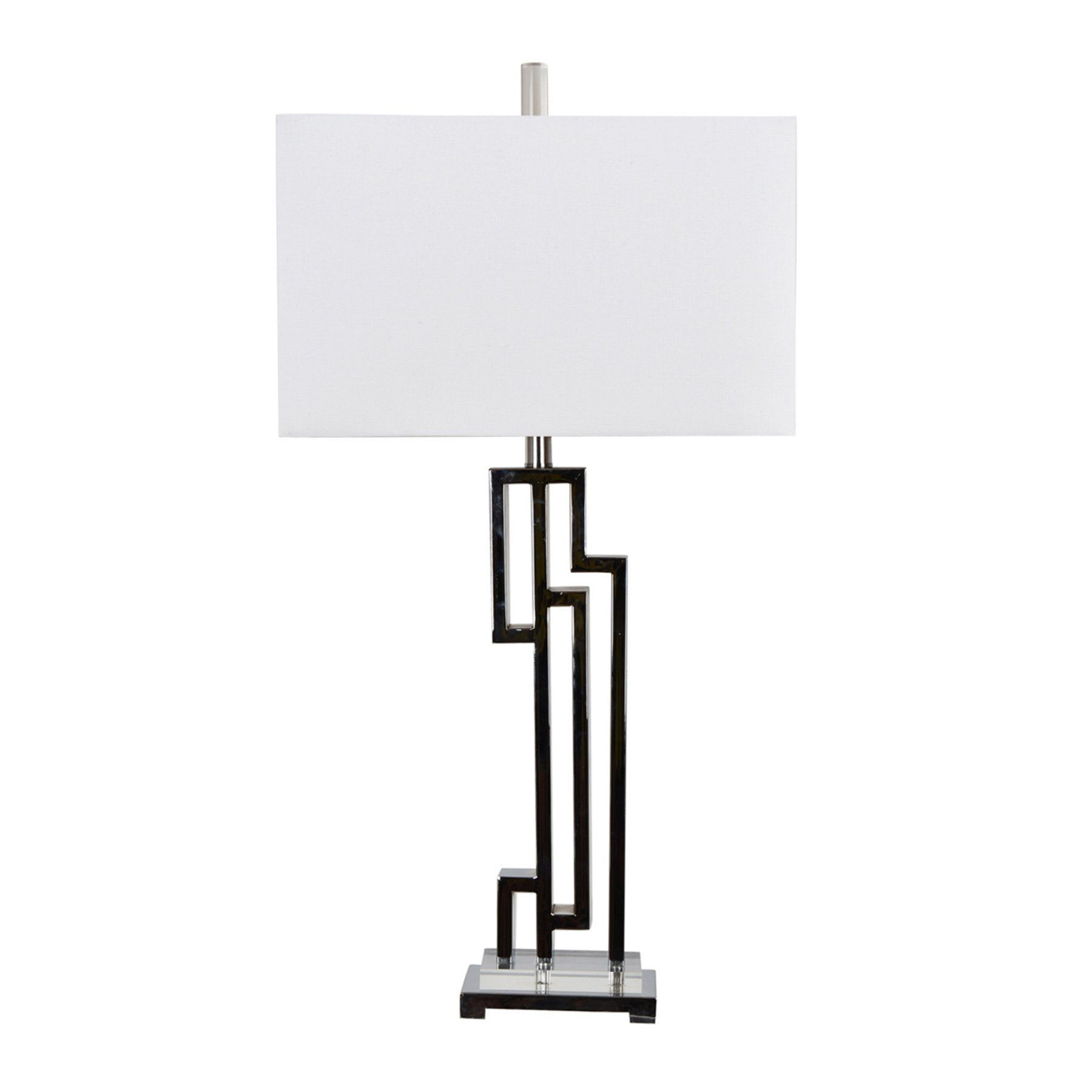 Crestview collection maze table lamp cvaer1012 products crestview collection maze table lamp cvaer1012 geotapseo Gallery