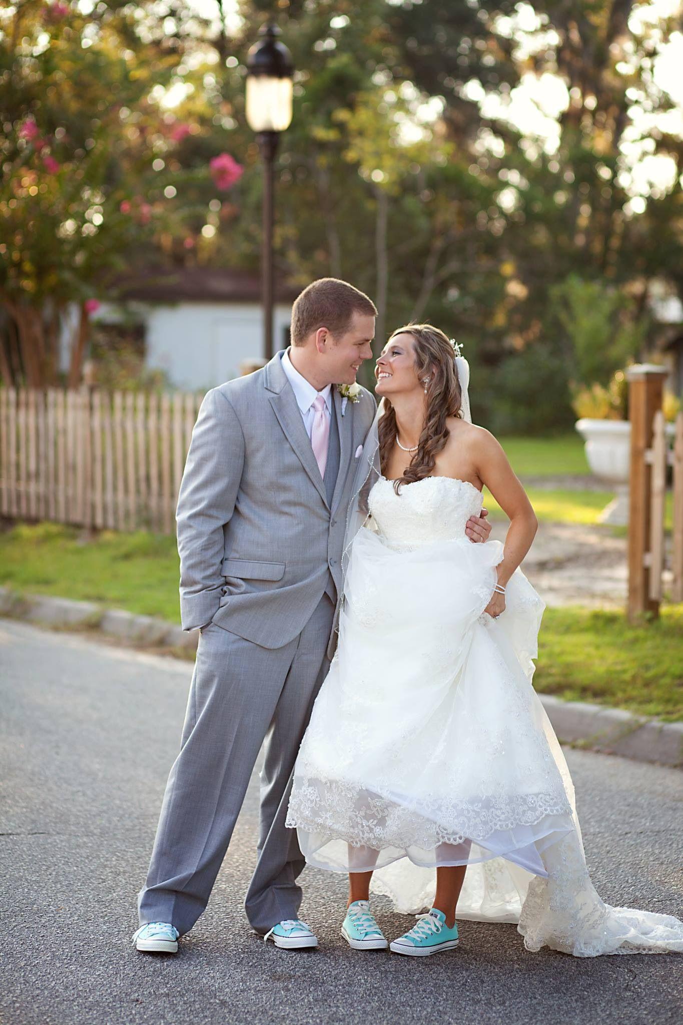 converse blanche femme mariage