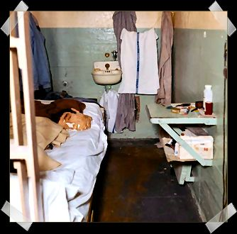 Dummy Head Used To Fool Guards At Alcatraz During A Prison Escape