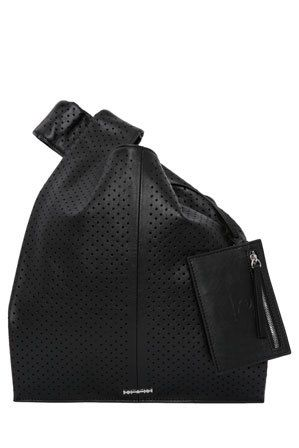 Myer Online Alexander Mcqueen Perforated Slouch Per Tote 630 00 441 24 03 16
