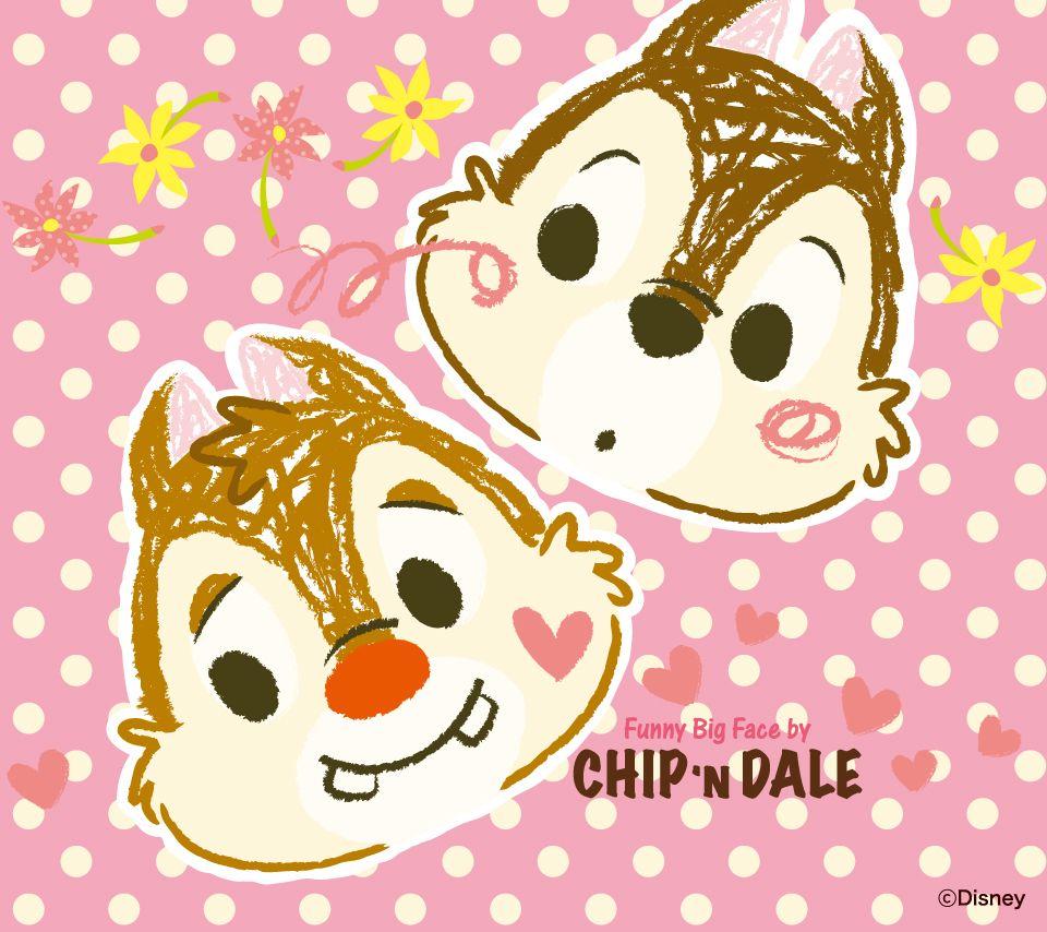 Chip Dale Wallpaper Chip And Dale Disney Illustration Disney Art