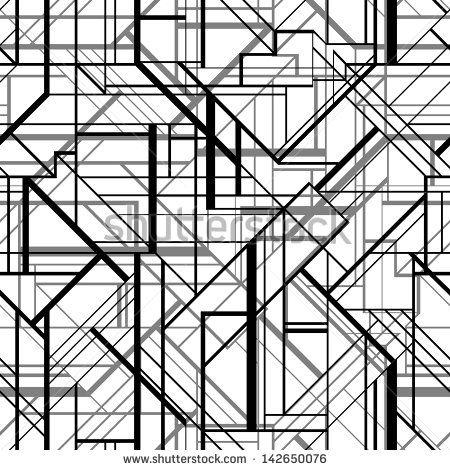 nouveau geometric patterns - Google Search