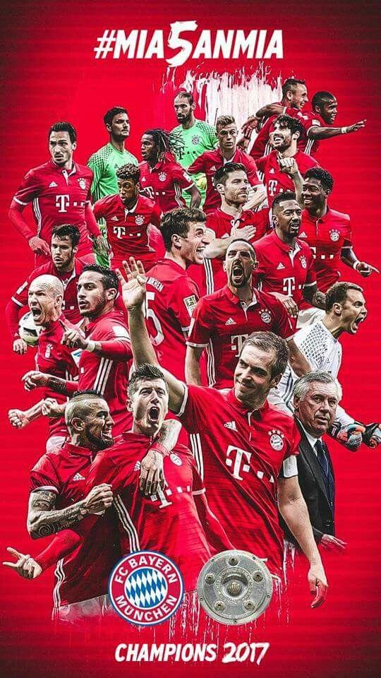 Pin by Beth Ann B on Football/Futbol | Bayern munich ...