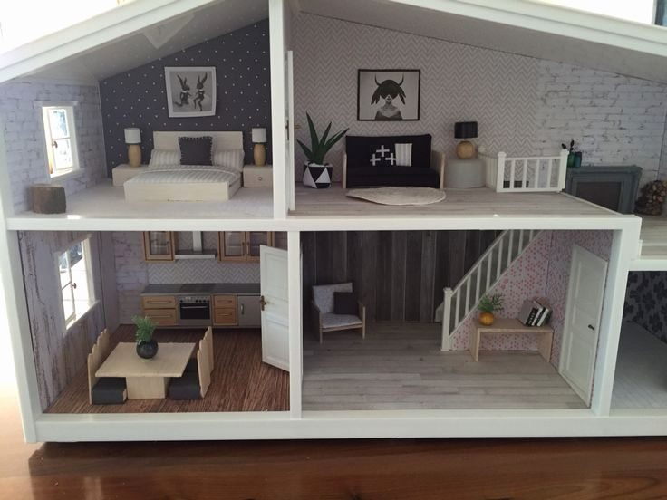 Doll House Plans Bibserver New Diy Dollhouse Plans Doll House Plans Diy Dollhouse Barbie House