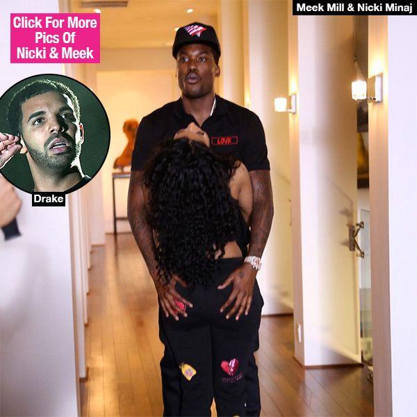 Pin On Meek Mill Grabs Nicki Minaj S Butt In Racy New Pic Showing