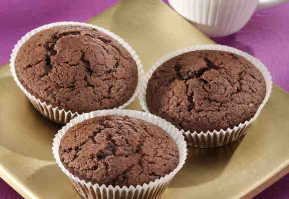 Terveelliset Muffinit