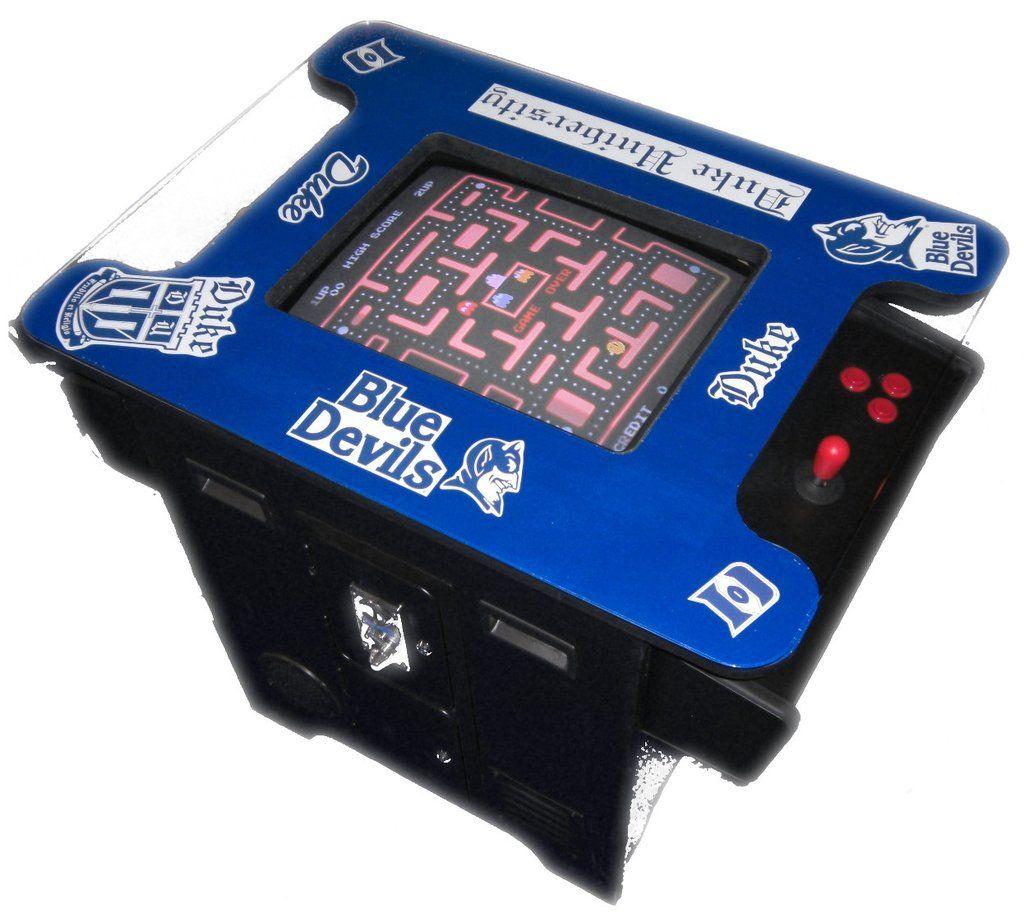 Duke Blue Devils Arcade Table