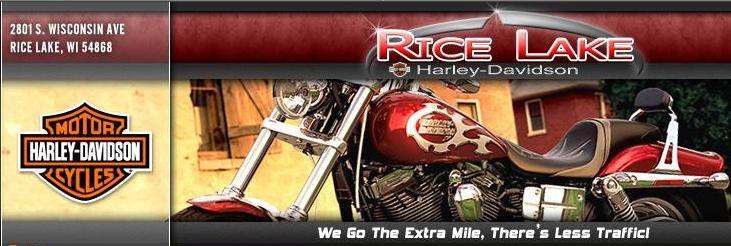 Rice Lake Harley Davidson Rice Lake Wi Click The Logo To View